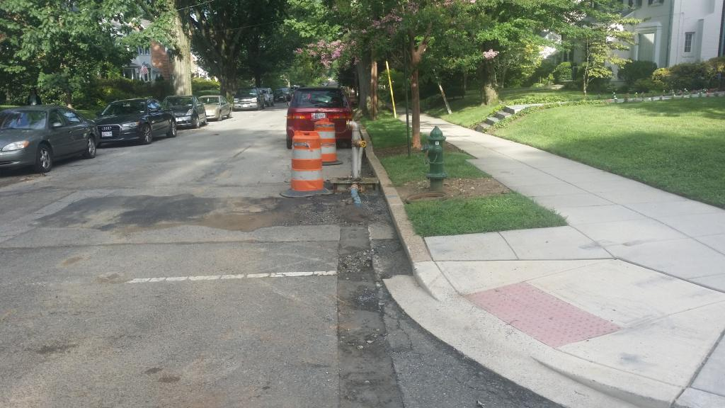 Water Main Cleaning, Lining and Replacement Project - North